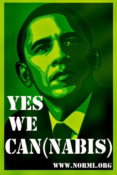 Obama Just Mocked Marijuana Reform